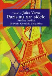 Paris au XX siècle - Couverture - Format classique