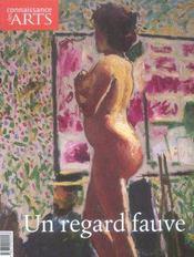 Connaissance Des Arts N.285 ; Un Regard Fauve - Intérieur - Format classique