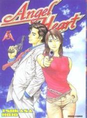 Angel heart t.5 - Couverture - Format classique