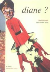 Diane - Couverture - Format classique