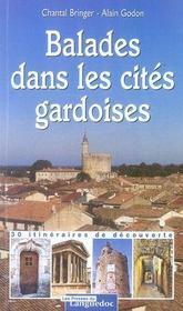 Balades dans les cités gardoises - Intérieur - Format classique