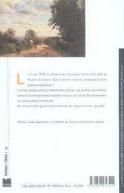Le chemin de sèvres - 4ème de couverture - Format classique