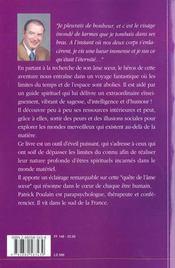 Ame Soeur Retrouvee (L') - 4ème de couverture - Format classique