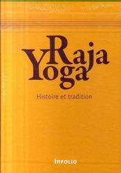 Raja yoga - 4ème de couverture - Format classique