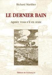 Le Dernier Bain - Couverture - Format classique