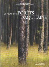 Route des forets d'aquitaine - Intérieur - Format classique