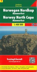 Norvege Cape Nord - Couverture - Format classique