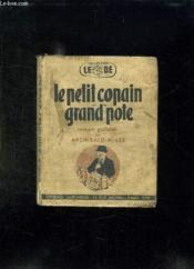 Le Petit Copain Et Le Grand Pote. - Couverture - Format classique