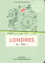 Vente  Mini mini map ! ; Londres en tribu !  - Ingrid Bauer - Alice Charbin Dumas