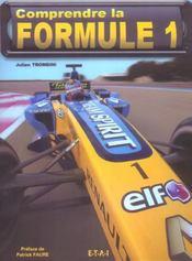 Comprendre La Formule 1 - Intérieur - Format classique