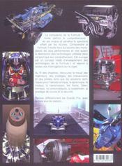 Comprendre La Formule 1 - 4ème de couverture - Format classique