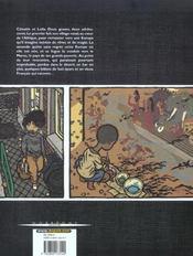 Le Bar Du Vieux Francais T.1 - 4ème de couverture - Format classique
