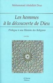 Les Hommes A La Decouverte De Dieu - Couverture - Format classique