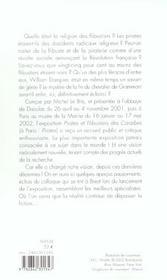 L'Aventure De La Flibuste - 4ème de couverture - Format classique