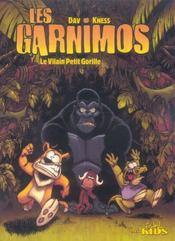 Les garnimos t.2 ; le vilain petit gorille - Intérieur - Format classique