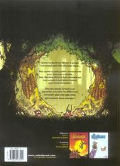 Les garnimos t.2 ; le vilain petit gorille - 4ème de couverture - Format classique