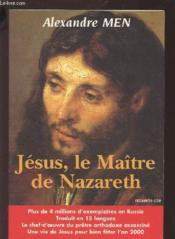Jesus, le maitre de nazareth - Couverture - Format classique