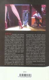 Tango, musique et poésie - 4ème de couverture - Format classique