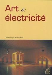 Art Et Electricite - Couverture - Format classique
