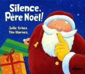 Silence Père Noël - Couverture - Format classique