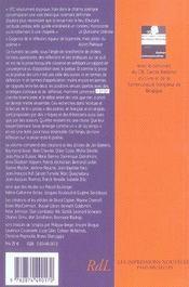Formes poétiques contemporaines ; prose - 4ème de couverture - Format classique