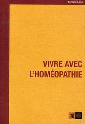 Vivre avec l'homéopathie - Intérieur - Format classique