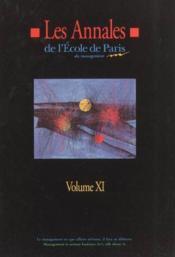 Les annales de l'epm t.11 - Couverture - Format classique