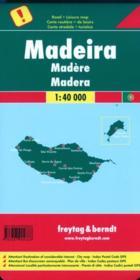 Madere - 4ème de couverture - Format classique