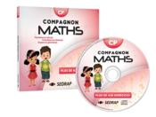 Vente livre :  COMPAGNON MATHS ; CP ; CD ressources  - Collectif Sedra - Collectif