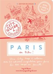 Vente livre :  Mini mini map ! ; Paris en tribu !  - Ingrid Bauer - Alice Charbin Dumas