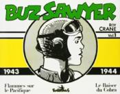 Buz Sawyer ; 1943-1944 - Couverture - Format classique