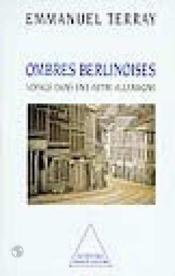 Ombres berlinoises - Couverture - Format classique