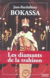 Les Diamants De La Trahison - Intérieur - Format classique