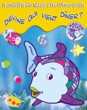 Devine Qui Vient Diner - Couverture - Format classique