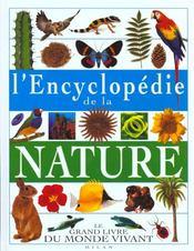 L'encyclopedie de la nature - Intérieur - Format classique