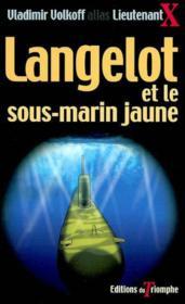Langelot 16 - Langelot Et Le Sous-Marin Jaune - Couverture - Format classique