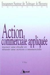 Action commerciale appliquee - Intérieur - Format classique