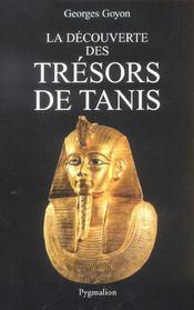 La Decouverte Des Tresors De Tanis - Intérieur - Format classique