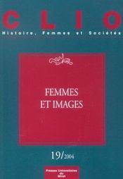 Femmes Et Images Revue Clio N19 - Intérieur - Format classique