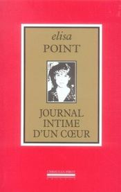 Journal intime d'un coeur (1980-2005) - Intérieur - Format classique