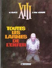 XIII T.3 ; toutes les larmes de l'enfer - Intérieur - Format classique