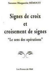 Signes De Croix Et Croisement De Signes - Intérieur - Format classique