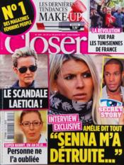 Closer N°293 du 22/01/2011 - Couverture - Format classique