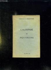 L Auberge De Peyaboire. - Couverture - Format classique