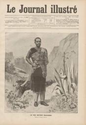 Journal Illustre (Le) N°52 du 29/12/1895 - Couverture - Format classique