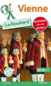 Vente  GUIDE DU ROUTARD ; Vienne (édition 2016/2017)  - Collectif Hachette