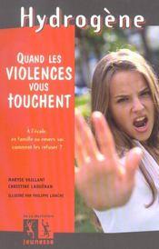 Quand Les Violences Vous Touchent - Intérieur - Format classique