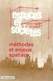 Espaces Et Societes 78 - Couverture - Format classique