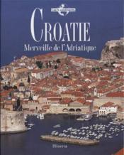 La croatie - Couverture - Format classique