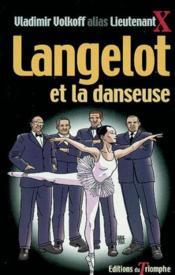Langelot et la danseuse - Couverture - Format classique